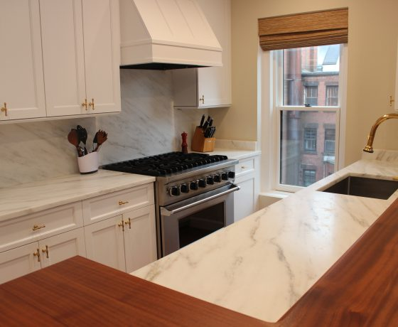 Imperial Danby Marble Kitchen Countertops